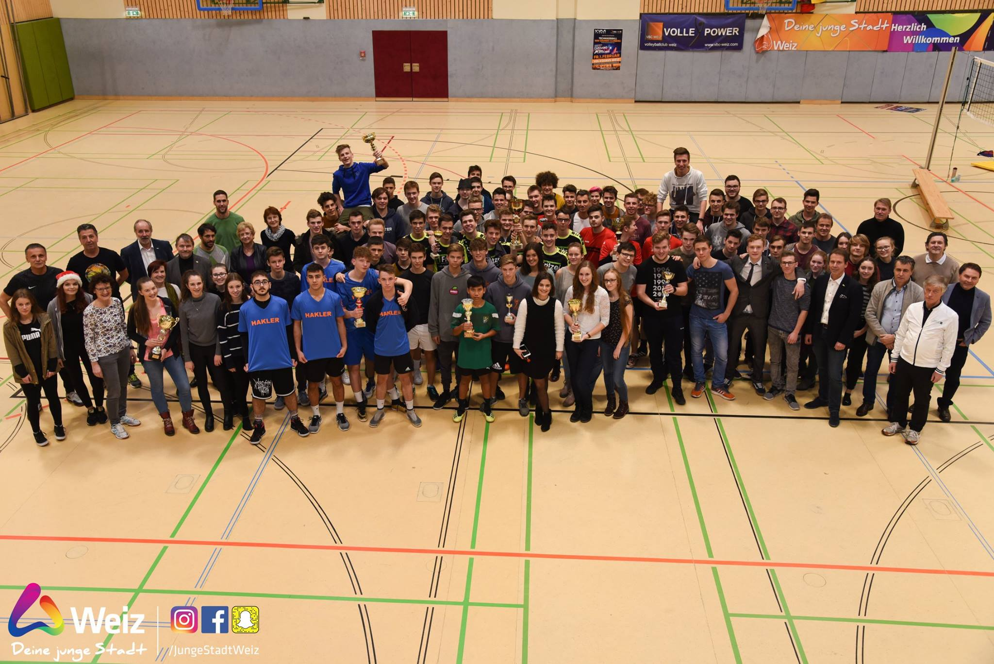 35.Volleyballturnier 2018